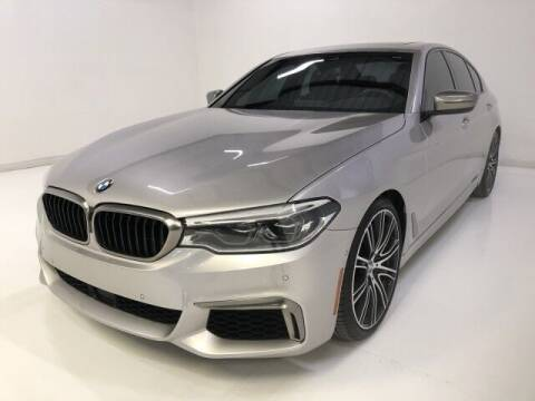 2018 BMW 5 Series for sale at Curry's Cars Powered by Autohouse - AUTO HOUSE PHOENIX in Peoria AZ