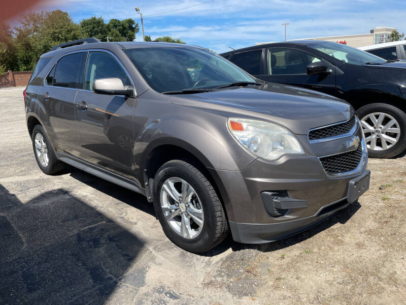2011 Chevrolet Equinox for sale at Ron's Used Cars in Sumter SC