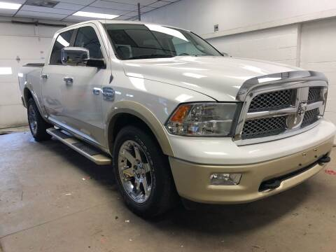 2011 RAM Ram Pickup 1500 for sale at Perrys Certified Auto Exchange in Washington IN