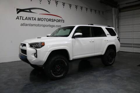 2015 Toyota 4Runner for sale at Atlanta Motorsports in Roswell GA