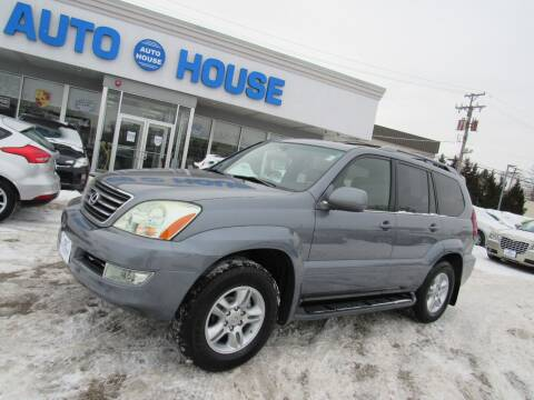 2004 Lexus GX 470 for sale at Auto House Motors in Downers Grove IL