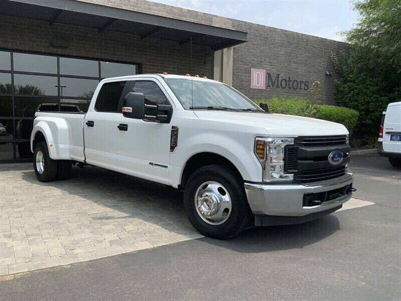 2019 Ford F-350 Super Duty for sale at 101 MOTORS in Tempe AZ