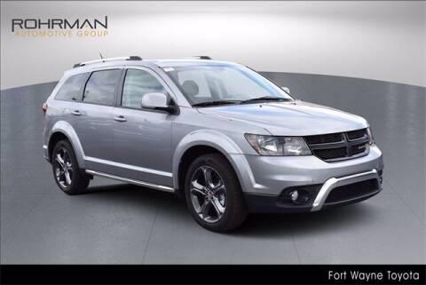 2015 Dodge Journey for sale at BOB ROHRMAN FORT WAYNE TOYOTA in Fort Wayne IN