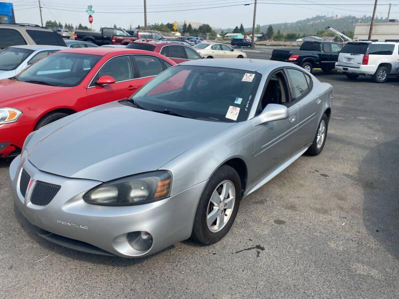 2008 Pontiac Grand Prix for sale at Cliff's Qualty Auto Sales in Spokane WA