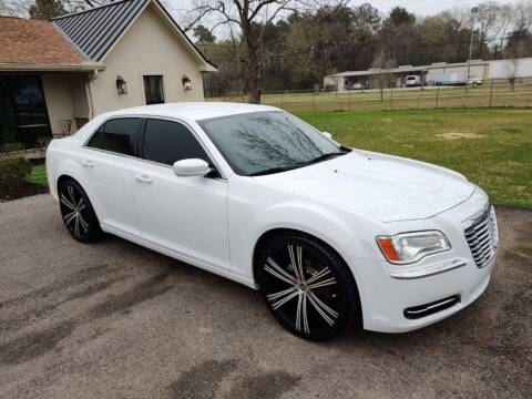 2014 Chrysler 300 for sale at MG Autohaus in New Caney TX