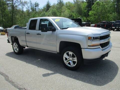 2016 Chevrolet Silverado 1500 for sale at MC FARLAND FORD in Exeter NH