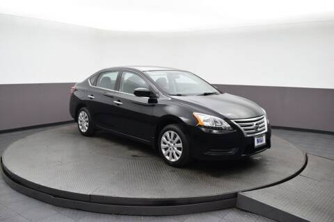2015 Nissan Sentra for sale at M & I Imports in Highland Park IL