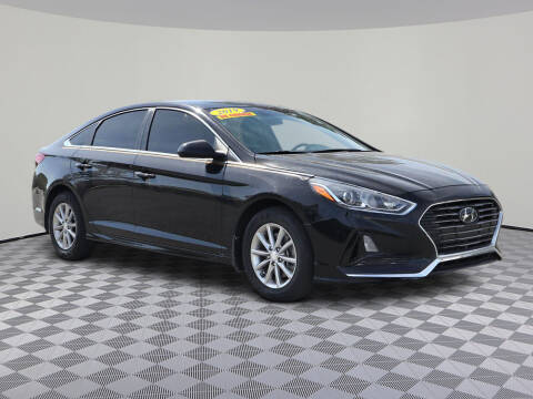 2019 Hyundai Sonata for sale at David Family Auto in New Port Richey FL
