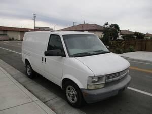 2003 Chevrolet Astro Cargo for sale at Inspec Auto in San Jose CA