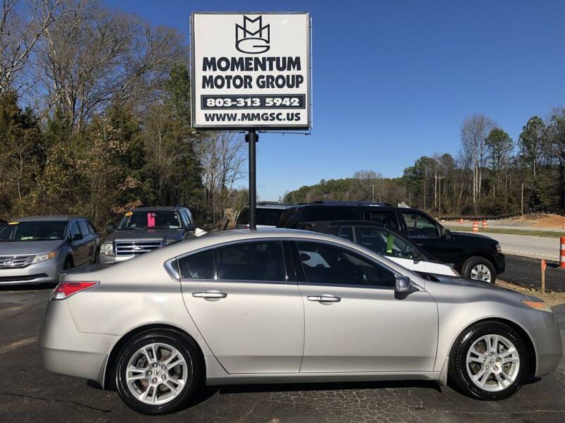 2009 Acura TL for sale at Momentum Motor Group in Lancaster SC