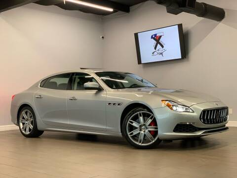 2018 Maserati Quattroporte for sale at TX Auto Group in Houston TX