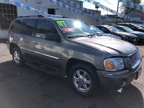2007 GMC Envoy for sale at Riverside Wholesalers 2 in Paterson NJ