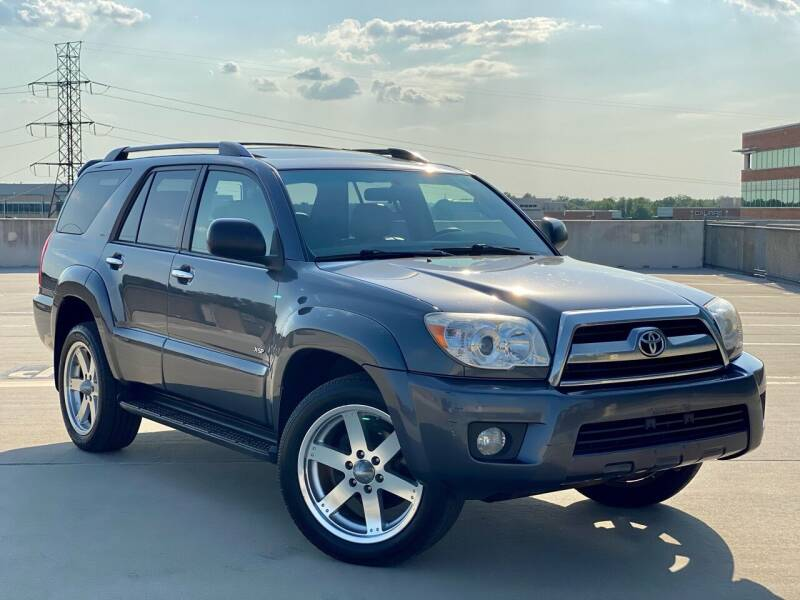 2008 Toyota 4Runner for sale at Car Match in Temple Hills MD