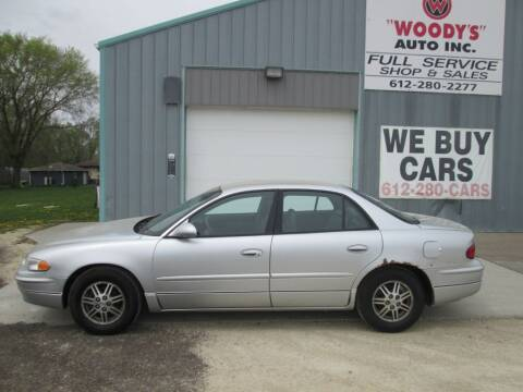 2003 Buick Regal for sale at Woody's Auto Sales Inc in Randolph MN