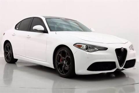 2018 Alfa Romeo Giulia for sale at JumboAutoGroup.com in Hollywood FL