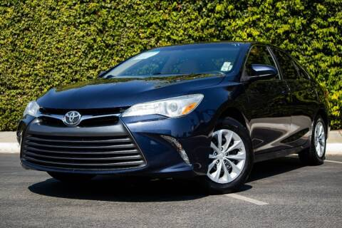 2017 Toyota Camry for sale at 605 Auto  Inc. in Bellflower CA