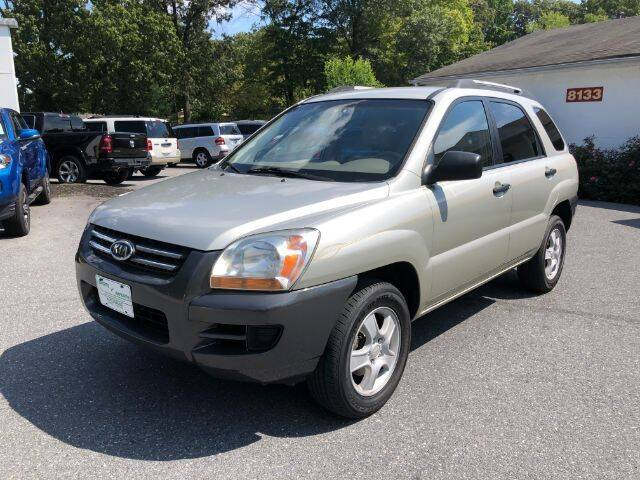2006 Kia Sportage for sale at Sports & Imports in Pasadena MD