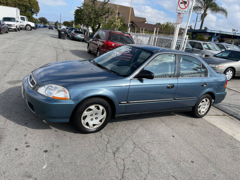 1997 Honda Civic for sale at Olympic Motors in Los Angeles CA