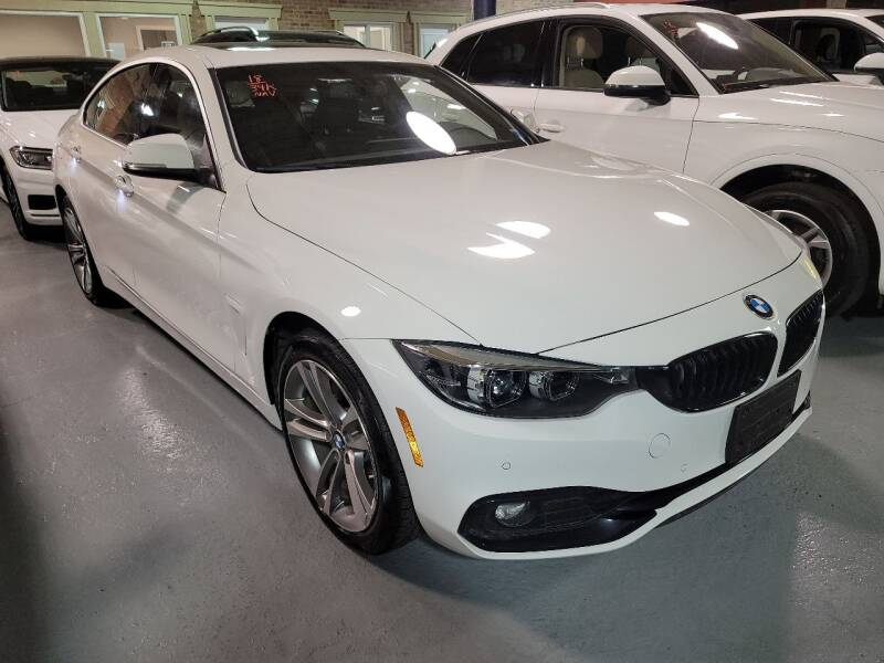 2018 BMW 4 Series for sale at AW Auto & Truck Wholesalers  Inc. in Hasbrouck Heights NJ