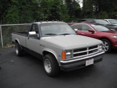 1989 Dodge Dakota for sale at Collector Car Co in Zanesville OH