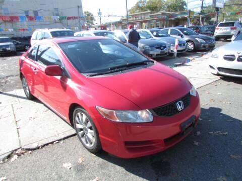 2010 Honda Civic for sale at K & S Motors Corp in Linden NJ