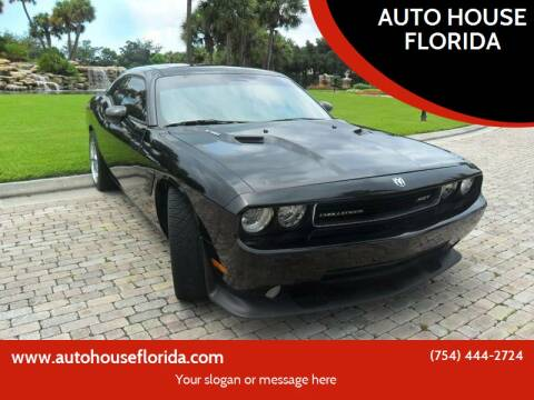 2009 Dodge Challenger for sale at AUTO HOUSE FLORIDA in Pompano Beach FL