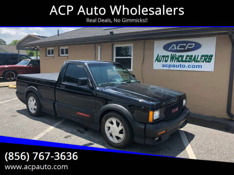 1991 GMC Syclone for sale at ACP Auto Wholesalers in Berlin NJ