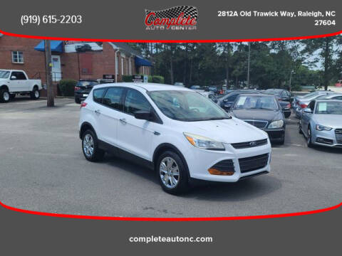 2014 Ford Escape for sale at Complete Auto Center , Inc in Raleigh NC