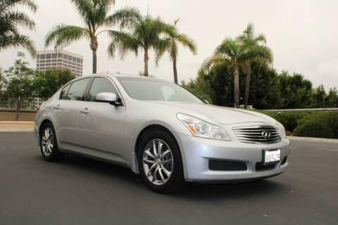 2008 Infiniti G35 for sale at Newport Motor Cars llc in Costa Mesa CA