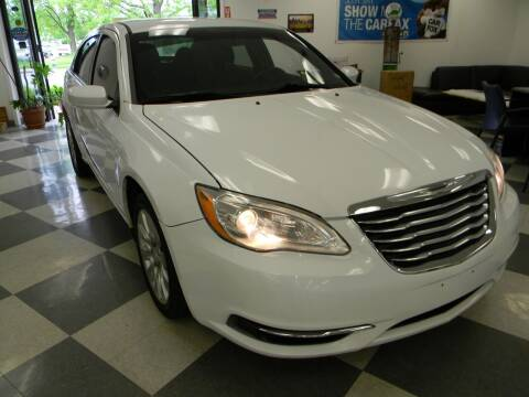 2012 Chrysler 200 for sale at Lindenwood Auto Center in St.Louis MO