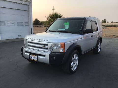 2005 Land Rover LR3 for sale at My Three Sons Auto Sales in Sacramento CA