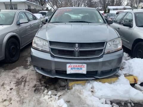 2008 Dodge Avenger for sale at ALVAREZ AUTO SALES in Des Moines IA