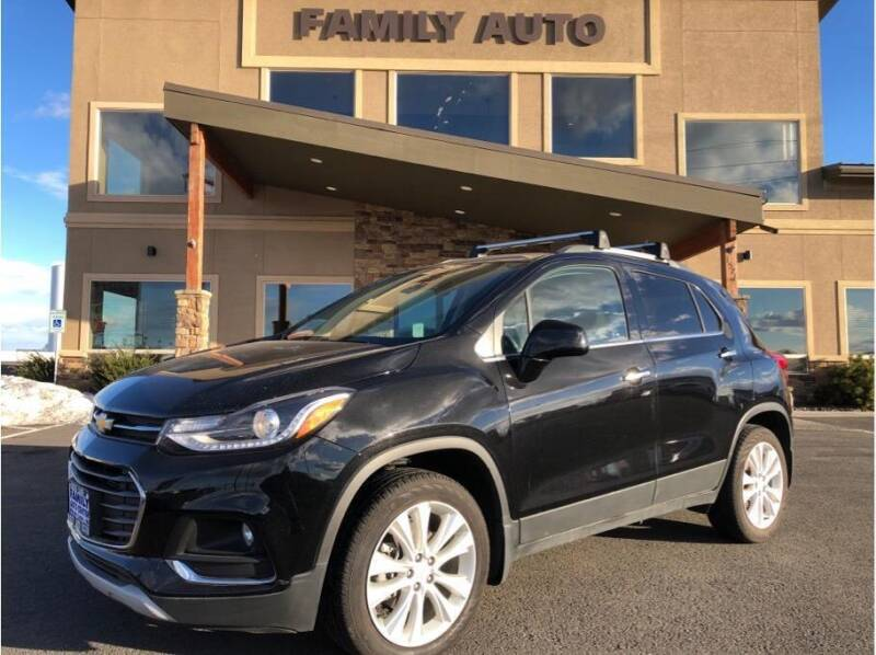 2019 Chevrolet Trax for sale at Moses Lake Family Auto Center in Moses Lake WA