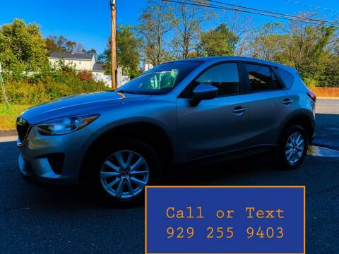 2013 Mazda CX-5 for sale at Ultimate Motors in Port Monmouth NJ