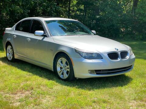 2009 BMW 5 Series for sale at Choice Motor Car in Plainville CT