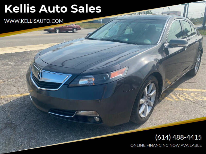 2012 Acura TL for sale at Kellis Auto Sales in Columbus OH