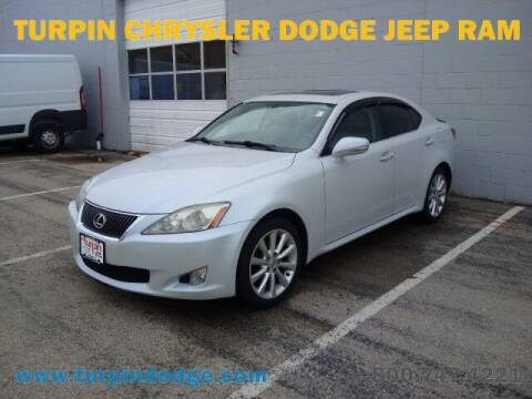 2009 Lexus IS 250 for sale at Turpin Dodge Chrysler Jeep Ram in Dubuque IA