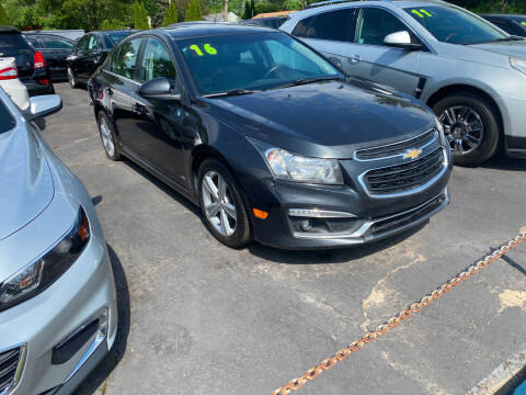 2016 Chevrolet Cruze Limited for sale at Lee's Auto Sales in Garden City MI