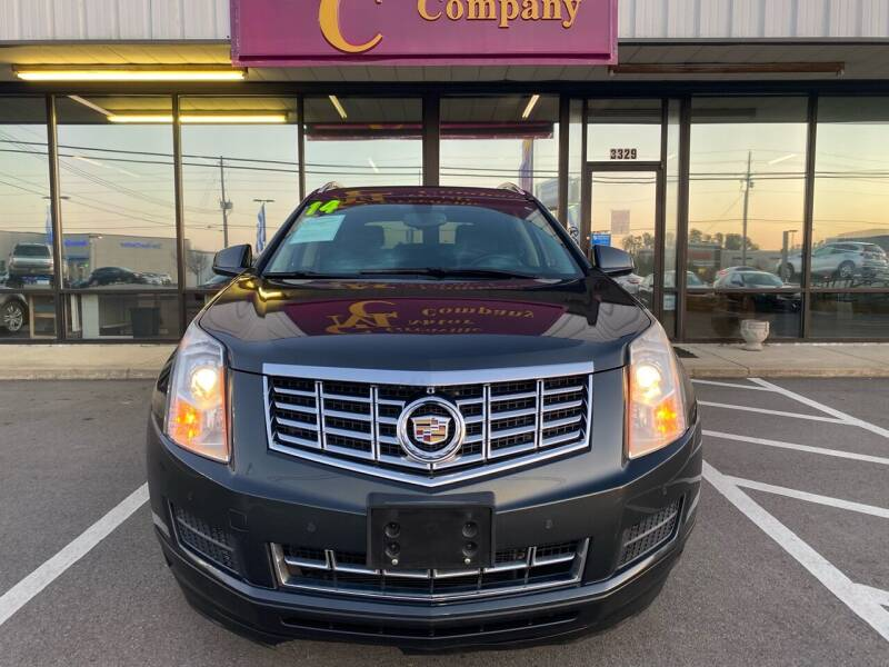 2014 Cadillac SRX for sale at East Carolina Auto Exchange in Greenville NC