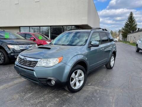 2009 Subaru Forester for sale at Sedo Automotive in Davison MI