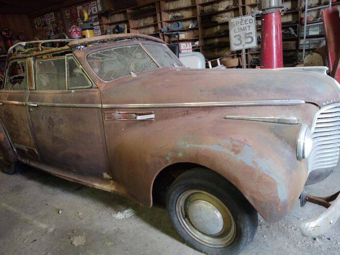 1940 Buick Super for sale at Classic Car Deals in Cadillac MI