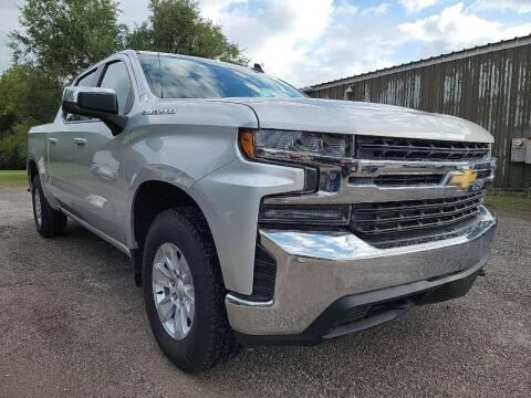 2019 Chevrolet Silverado 1500 for sale at Empire Auto Remarketing in Shawnee OK