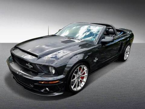 2008 Ford Shelby GT500 for sale at Suncoast Sports Cars and Exotics in West Palm Beach FL