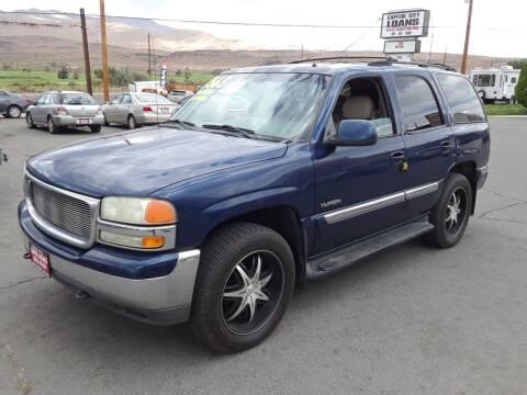 2002 GMC Yukon for sale at Super Sport Motors LLC in Carson City NV