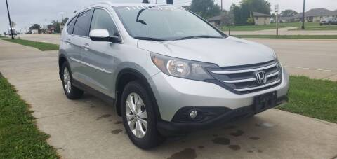 2012 Honda CR-V for sale at Wyss Auto in Oak Creek WI