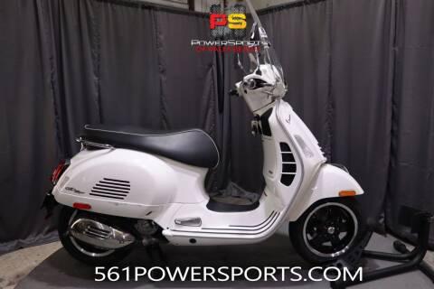 2020 Vespa GTS Super 300 HPE