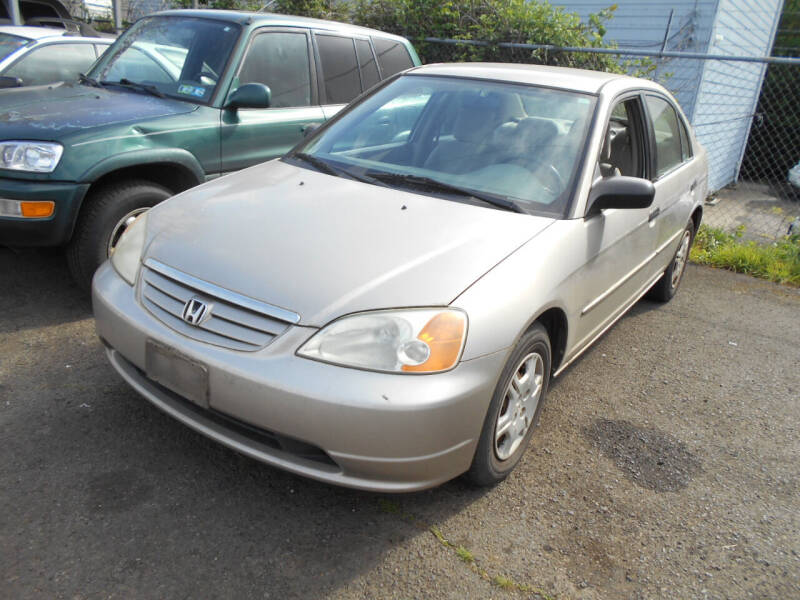 2001 Honda Civic for sale at Family Auto Network in Portland OR