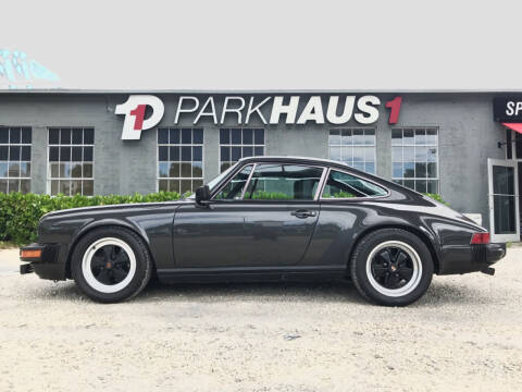 1980 Porsche 911 for sale at PARKHAUS1 in Miami FL