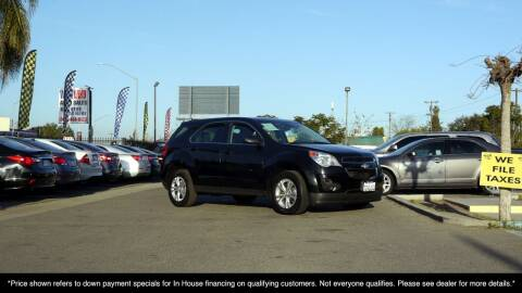 2014 Chevrolet Equinox for sale at Westland Auto Sales in Fresno CA