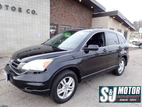 2010 Honda CR-V for sale at S & J Motor Co Inc. in Merrimack NH